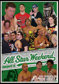 PWG All Star Weekend (Night Two)