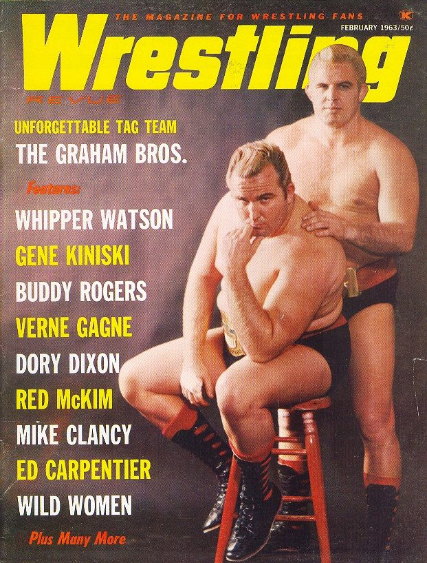 Wrestling Revue - February 1963