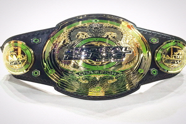 GFW Global Championship (2014–2017)/Champion gallery