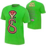 Jake The Snake Roberts Hall of Fame 2014 T-Shirt