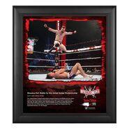 Sheamus WrestleMania 37 15x17 Commemorative Plaque