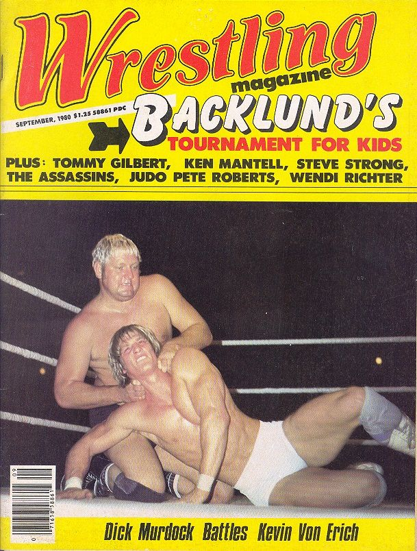 The Ring Wrestling - September 1980
