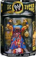 WWE Wrestling Classic Superstars 12 Ultimate Warrior (w Duster-Backwards)