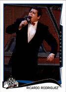 2014 WWE (Topps) Ricardo Rodriguez 77