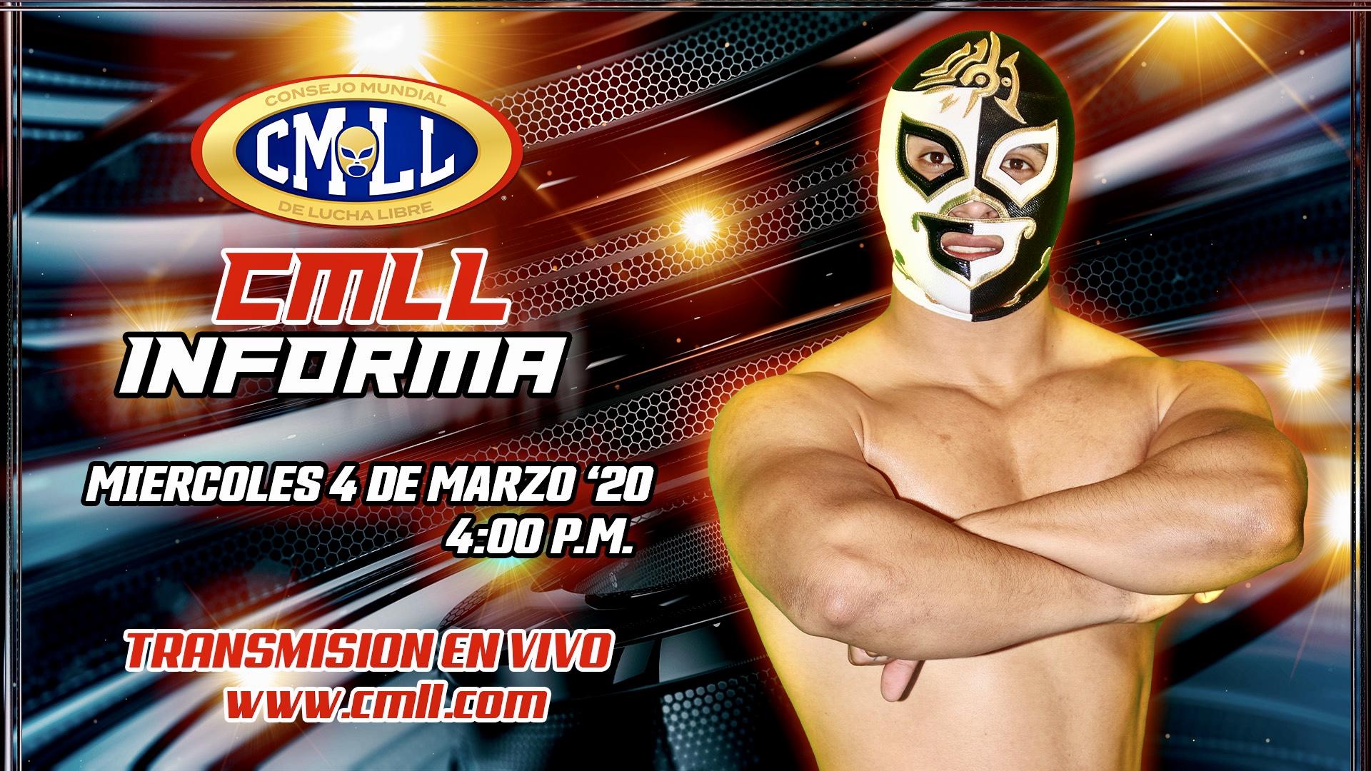 CMLL Informa (March 4, 2020)