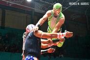 CMLL Lunes Arena Puebla 11-21-16 2