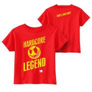 Mick Foley Hardcore Legend Toddler T-Shirt