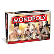 WWE Edition Monopoly Board Game