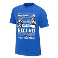 WrestleMania 34 Charlotte vs. Asuka Match T-Shirt