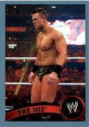 2011 WWE (Topps) The Miz (No.63)