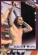 2013 TNA Impact Glory Wrestling Cards (Tristar) Jeff Hardy 29