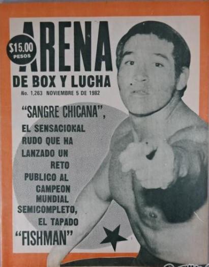 Box y Lucha 1263