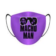 Macho Man Randy Savage Face Mask