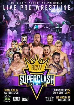 RCW Superclash 2018