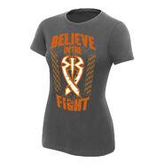 Roman Reigns Tougher Than Cancer Women's Authentic T-Shirt