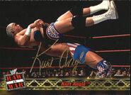 2001 WWF RAW Is War (Fleer) Kurt Angle 30
