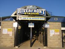 Riverfront Stadium (Waterloo)