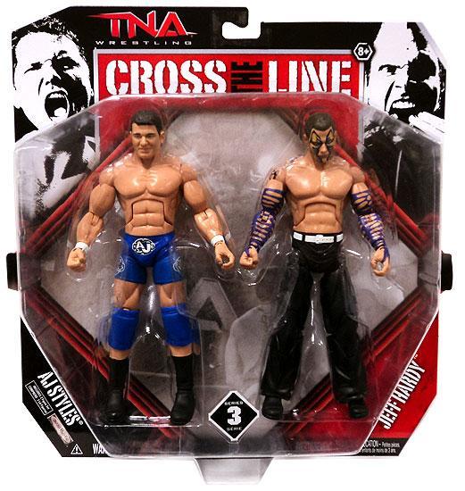 TNA Cross the Line 3