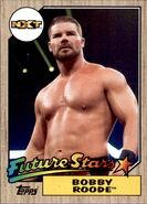 2017 WWE Heritage Wrestling Cards (Topps) Bobby Roode 2