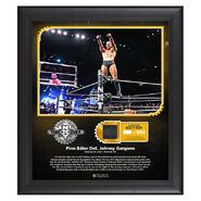 Finn Balor NXT TakeOver Portland 15 x 17 Limited Edition Plaque