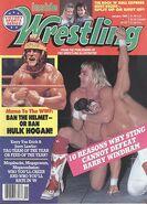 Inside Wrestling - January 1989