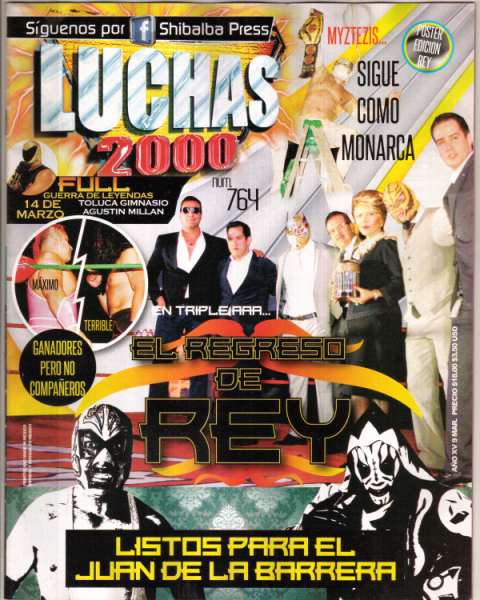 Luchas 2000 764