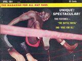 The Ring Wrestling - April 1964