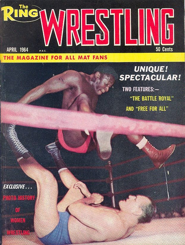 The Ring Wrestling - April 1964