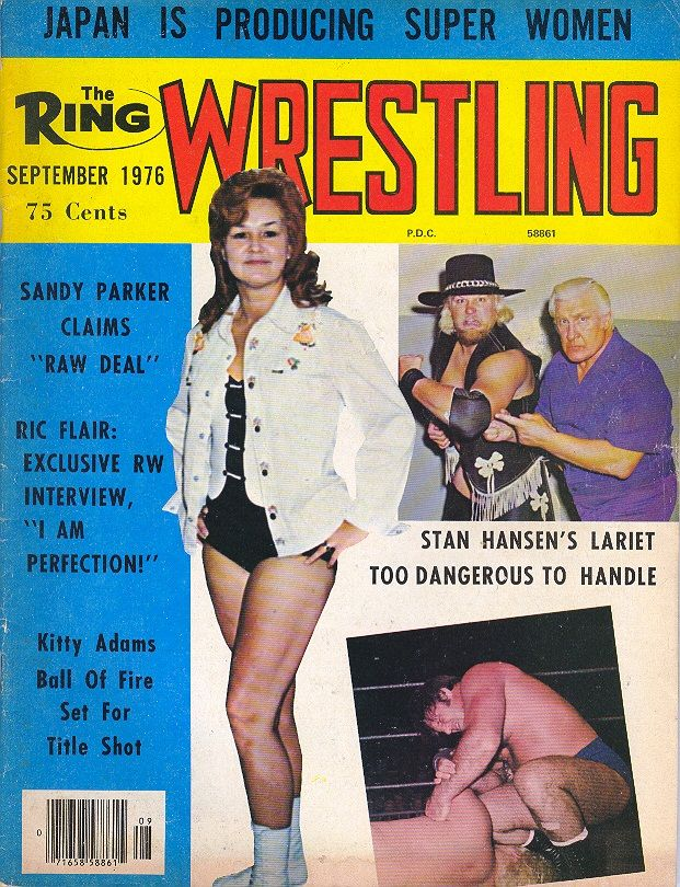 The Ring Wrestling - September 1976