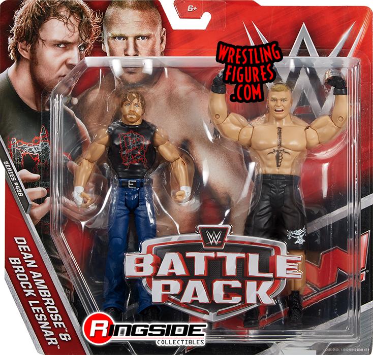 WWE Battle Packs 43.5