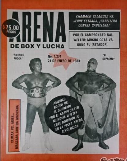 Box y Lucha 1274