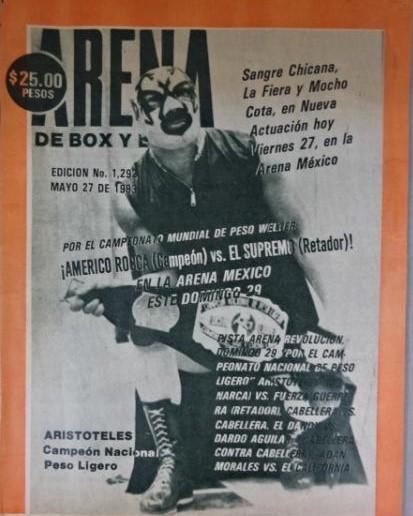 Box y Lucha 1292