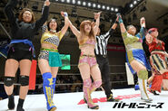 Ice Ribbon & Actwres girl'Z Joint Show 22