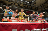 Ice Ribbon & Actwres girl'Z Joint Show 6