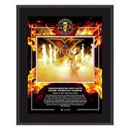 Karrion Kross NXT Takeover XXX 2020 10x13 Commemorative Plaque