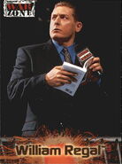 2001 WWF RAW Is War (Fleer) William Regal 80