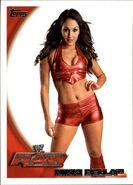 2010 WWE (Topps) Nikki Bella 8
