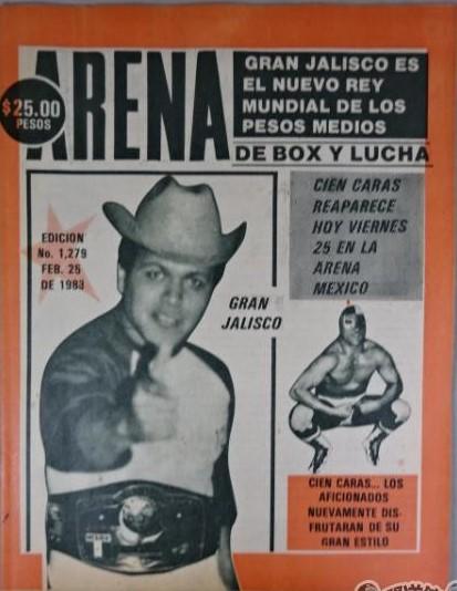 Box y Lucha 1279