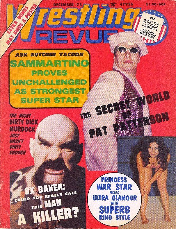 Wrestling Revue - December 1975