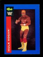 1991 WWF Classic Superstars Cards Hulk Hogan 40