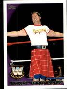 2010 WWE (Topps) Roddy Piper 103