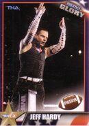 2013 TNA Impact Glory Wrestling Cards (Tristar) Jeff Hardy 48