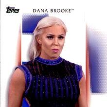 2017 WWE Women's Division (Topps) Dana Brooke 17.jpg