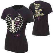 AJ Lee Til Your Last Breath Women's T-Shirt