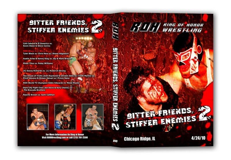 ROH Bitter Friends, Stiffer Enemies 2