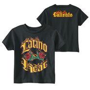 Eddie Guerrero Latino Heat Toddler T-Shirt
