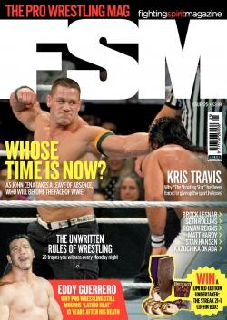 Fighting Spirit Magazine 125