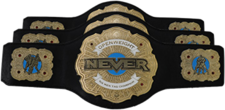 NEVER Openweight Six-Man Tag Team Championship Belt.png