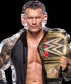 Randy Orton WWE Championship 2020
