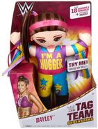 WWE Tag Team Superstars Bayley Doll copy